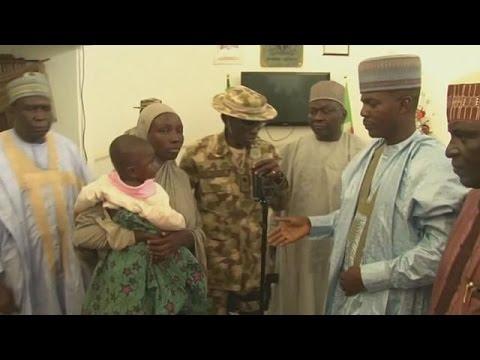 Νιγηρία: Ο στρατός εντόπισε απαχθείσα από την Μπόκο Χαράμ – world