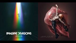 Video Lost Believer (Mashup) - Imagine Dragons & Lindsey Stirling MP3, 3GP, MP4, WEBM, AVI, FLV April 2018