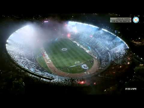 Video - Recibimiento a River. River 3 - Tigres 0 | Copa Libertadores 2015 - Final (vuelta) - Los Borrachos del Tablón - River Plate - Argentina