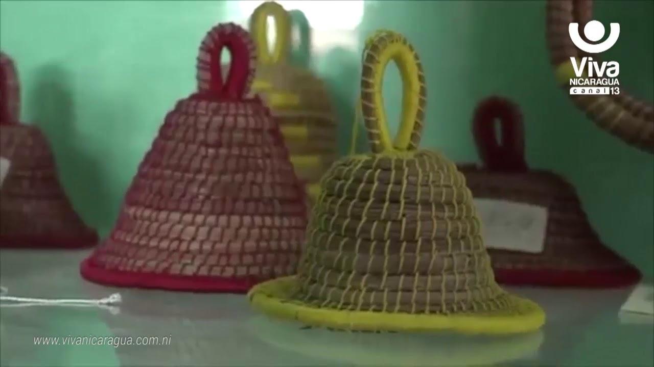 Emprendedoras de San José de Cusmapa elaboran Artesanía de Pino