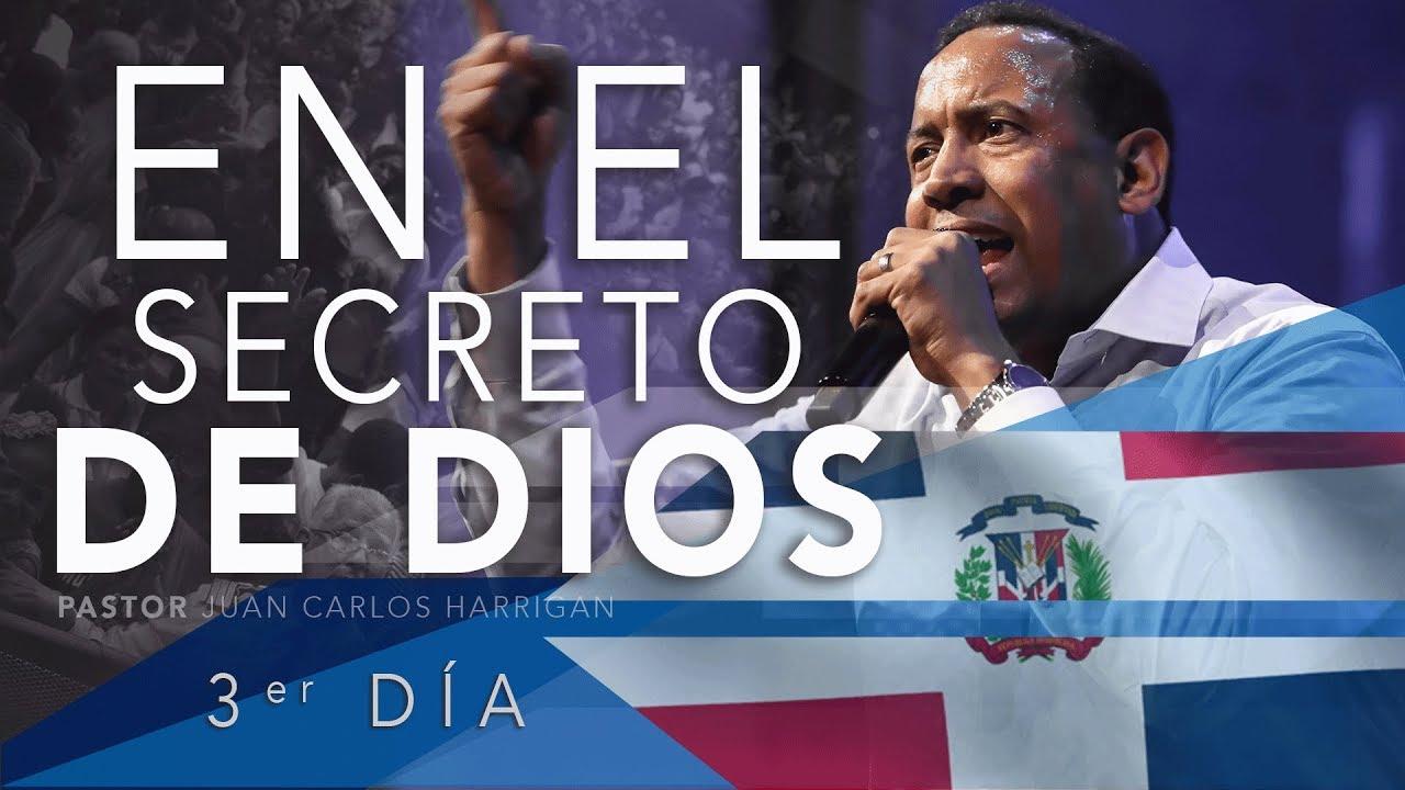 EN EL SECRETO DE DIOS - Pastor Juan Carlos Harrigan