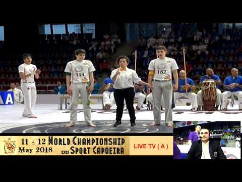 Cadetes Masculinos 2018 Campeonato Mundial