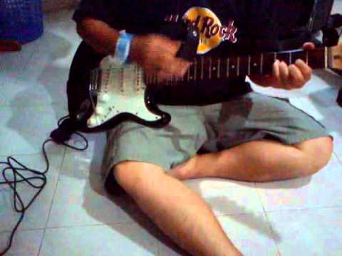 You Shook Me All Night Long Intro Riff ACDC Cover