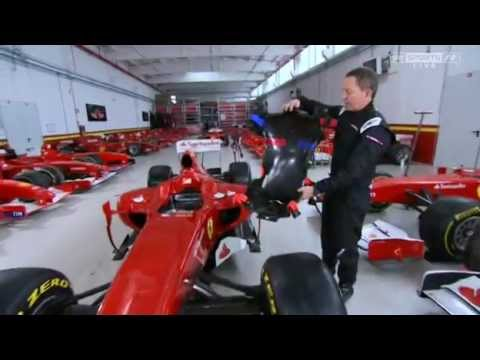 Sky Sports F1: Martin Brundle explained how to tailor an F1 Cockpit
