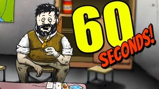 SO CLOSE TO RESCUE | 60 Seconds #3