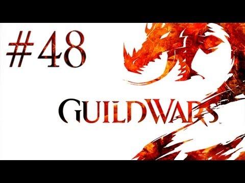 Guild Wars 2 - Прохождение - Кооп - Мой первый золотой :( (Серия 48)
