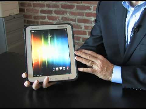 Panasonic Toughpad FZ-A1 Rugged 10-inch Tablet Official
