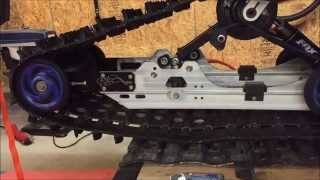 2. Polaris Fusion / IQ Rail Extension 121