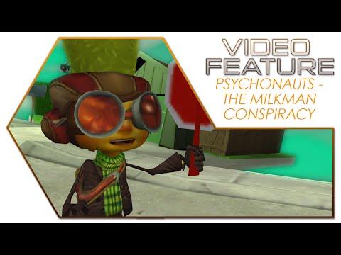 Psychonauts - The Milkman Conspiracy