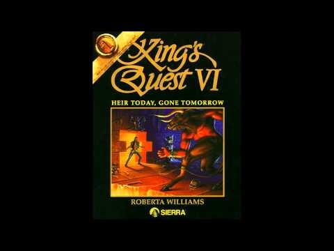 King's Quest VI : Heir Today, Gone Tomorrow Amiga