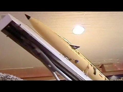 Πύραυλος στερεού καυσίμου στο οπλοστάσιο του Ιράν