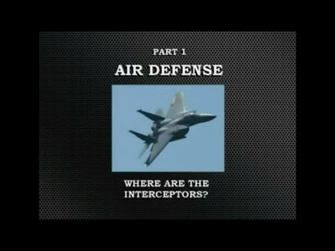 9/11 - Where Were the Interceptors?