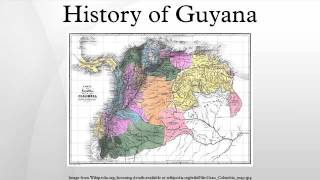 The recorded history of Guyana can be dated back to 1499, when Alonso de Ojeda`s first expedition arrived from Spain at the Essequibo river. The history of ...