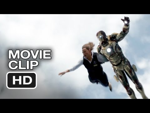 clip - Subscribe to TRAILERS: http://bit.ly/sxaw6h Subscribe to COMING SOON: http://bit.ly/H2vZUn Like us on FACEBOOK: http://goo.gl/dHs73 Iron Man 3 Movie CLIP - P...