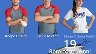 #vaporetti2017 Equipaggio N°19 RPM / Ristorante Tric Trac