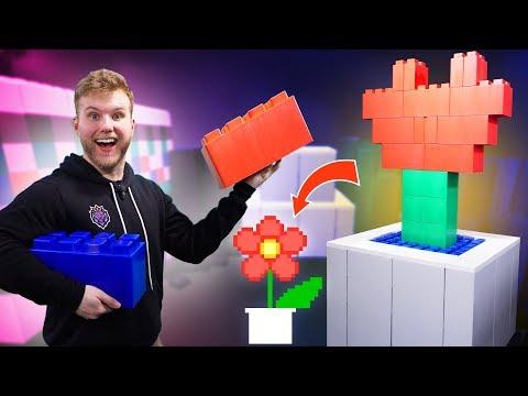 Prop hunt - GIANT Lego Build Off Challenge!