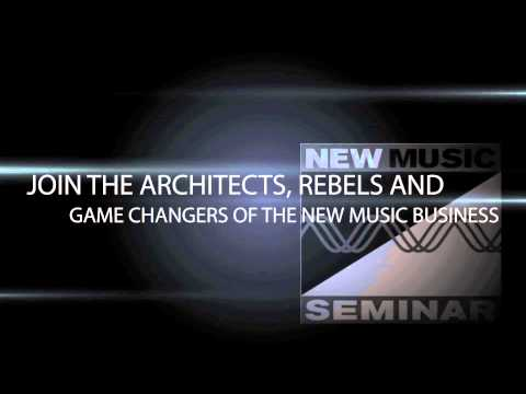 Meet & Learn from Music Industry Leaders at the New Music Seminar, June 17-19 2012, NYC
