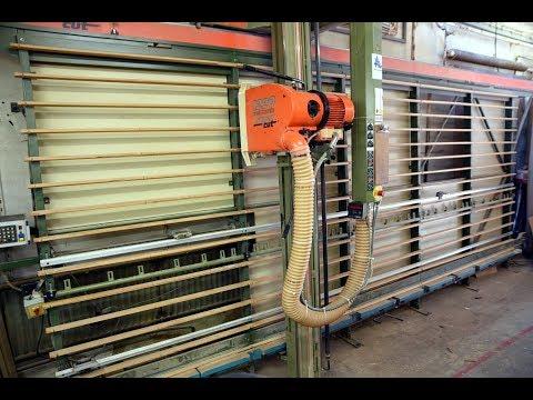HOLZ-HER 1220 automatic Super cut (Höchsmann Klipphausen)