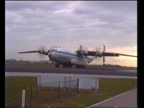 Antonov Design Bureau Antonov AN-22...