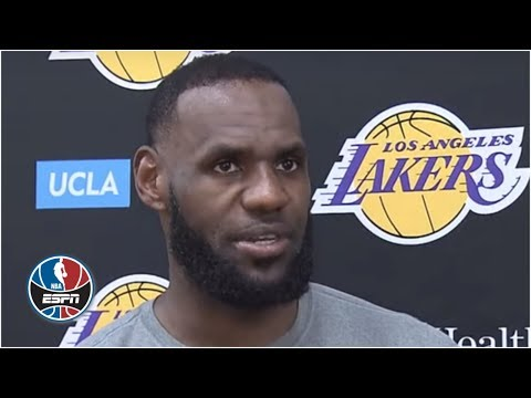 Video: LeBron James: My playoff intensity level 'has been activated' | NBA on ESPN