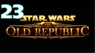 Star Wars The Old Republic Gameplay Part 23 with Luclin - Hired Help