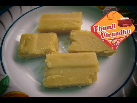 mysore pak sweet in tamil – diwali sweet recipes using gram flour