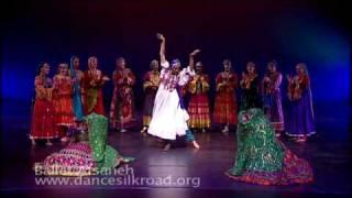 باله افسانه با اجرای هنرمندان افغانی