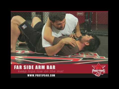 Andrei Arlovski Teaches How to do The Far Side Arm Bar