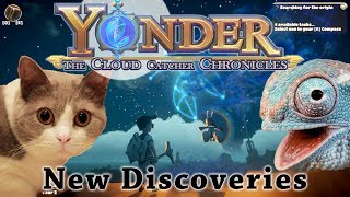 Vising new areas of Gemea and meeting new people in third-person open world adventure game Yonder: The Cloud Catcher Chronicles.Yonder: The Cloud Catcher Chronicles launches July 18th for Windows and the PlayStation 4. You can find Yonder on Steam - http://store.steampowered.com/app/580200/Yonder_The_Cloud_Catcher_Chronicles/The PS4 version can be found on the PS Store - https://store.playstation.com/#!/games/yonder-the-cloud-catcher-chronicles/cid=EP1238-CUSA07259_00-YONDERPREORDEREUTo keep up to date with ALL the Cryptic Hybrid things check out: - TWITTER: https://twitter.com/CrypticHybrid  - MINDS: https://www.minds.com/CrypticHybrid  - FACEBOOK: https://www.facebook.com/cryptichybrid/ PS Also don't forget to SUBSCRIBE - www.youtube.com/cryptichybridStreamed on July 17th (2017).