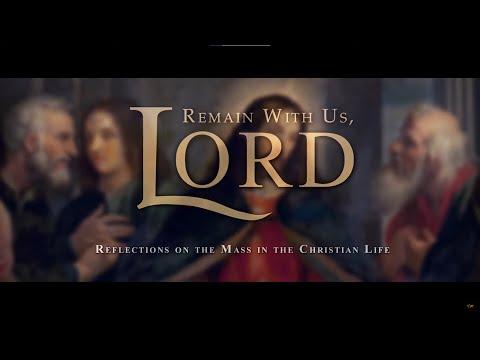 """,,Zostaň s nami, Pane"""". Ako znovu objaviť pravý význam svätej omše"""