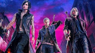 Nonton Devil May Cry 5 Theme Song  Devil Trigger  Dmc 5  2018 Film Subtitle Indonesia Streaming Movie Download