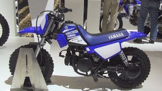 3. Yamaha PW50 (2017) Exterior and Interior