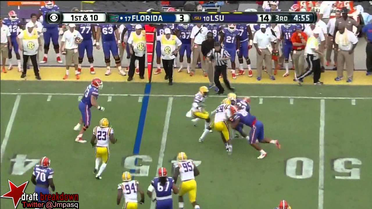 Jermauria Rasco vs Florida (2013)