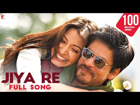 Video Jiya Re - Full Song   Jab Tak Hai Jaan   Shah Rukh Khan   Anushka Sharma   Neeti Mohan download in MP3, 3GP, MP4, WEBM, AVI, FLV January 2017