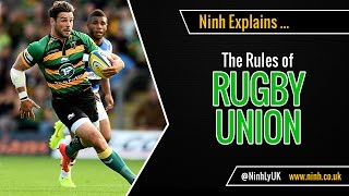 Easy Rugby Union Rules!