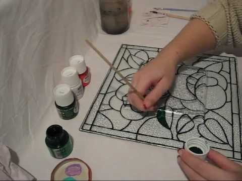 Pittura su vetro Tutorial - Youtube Downloader mp3