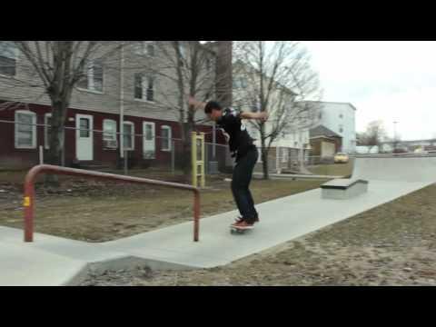 Jojo @ Middletown skatepark