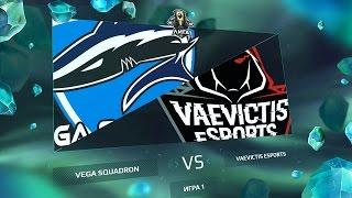 VEG vs VS - Полуфинал. Игра 1 / LCL