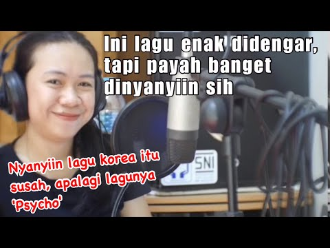 Psycho - Red Velvet ( cover by desney hanata )