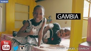 Emannuella is a clown.Watch this new video from Mark Angel comedy. Gambians love it. Please subscribe to our other channel...