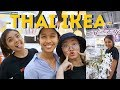 SHOPPING n TRY THAI IKEA FOOD | Biggest IKEA In Southeast Asia