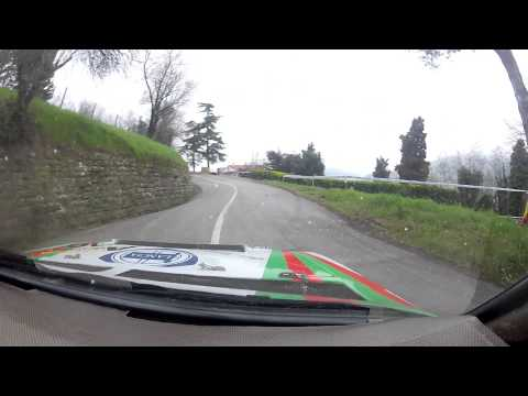 lancia delta s4 on board con antonio da rios