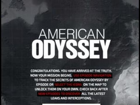 A review of the new TV show  American Odyssey