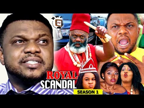 Royal Scandal Season 1 - Ken Erics 2018 Latest Nigerian Nollywood Movie full HD