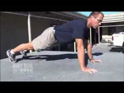 How to do the PERFECT Push Up | Navy Seals BUD/S Training - Push Ups