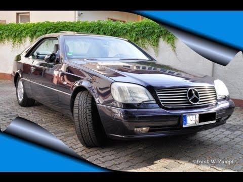 Mercedes 420 cl 1998 фото