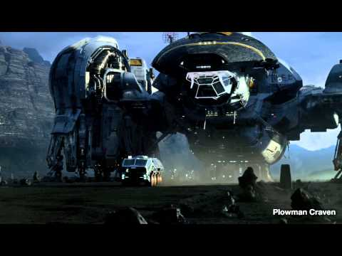 Prometheus Showreel