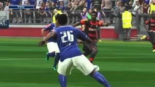 PES 2016 Cruzeiro - Flamengo