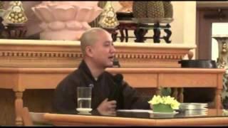 Tâm Hạnh Bồ Tát 3 - Thầy. Thích Pháp Hòa (November 24, 2012)