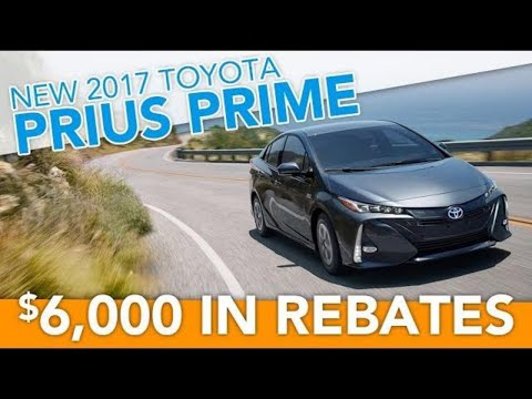 2017 Prius Prime Hybrid Video Tour - Falmouth Toyota of Bourne - Serving Cape Cod, Hyannis, MA